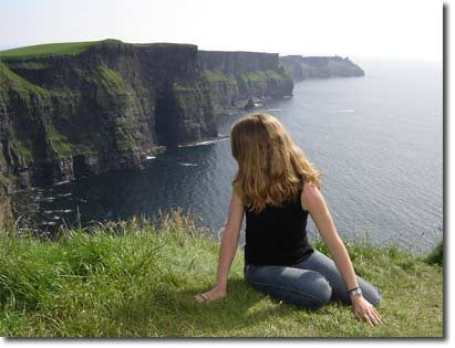 Cliffs of Moher, County Clare, west of ireland